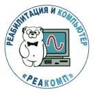 Логотип РЕАКОМП