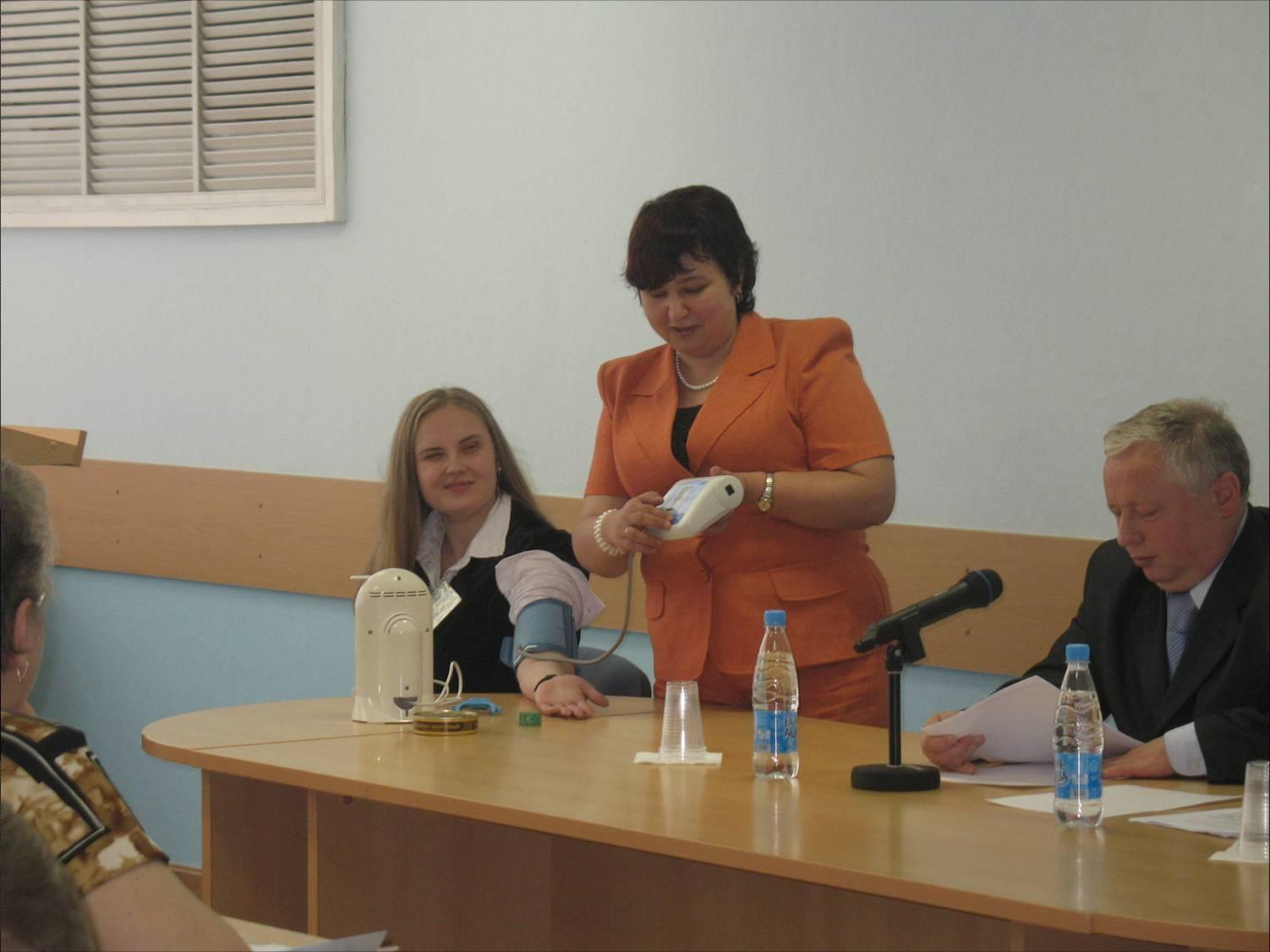2 июня 2010 года Институт «Реакомп» провёл в конференц-зале семинар для специалистов службы социальной защиты и занятости города Москвы по теме: «Технические средства реабилитации (ТСР) для инвалидов по зрению».