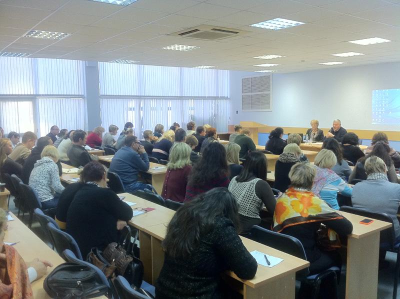 23.10 - 13.11.2014 - обучающие семинары по вопросам приспособления объектов городской инфраструктуры для инвалидов