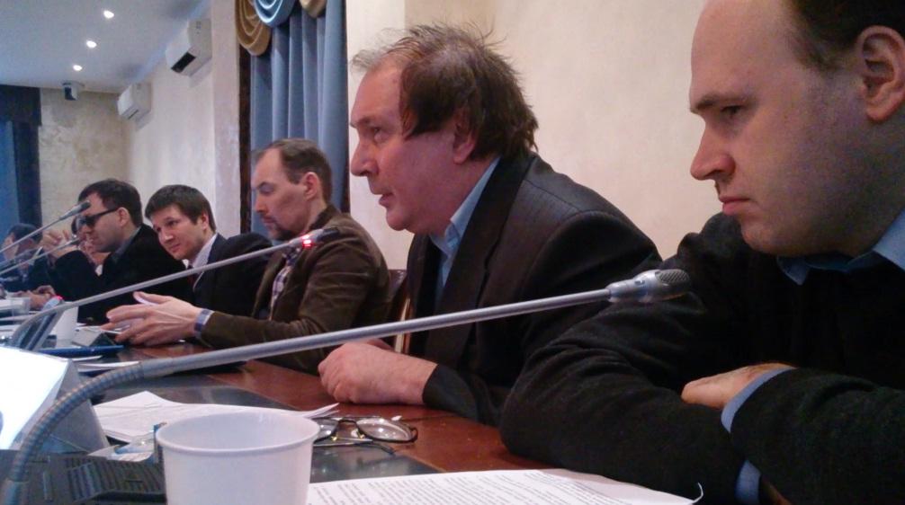 28.02.2014 г. в Общественной палате Российской федерации прошел круглый стол на тему «Интернет – доступная среда для инвалидов».
