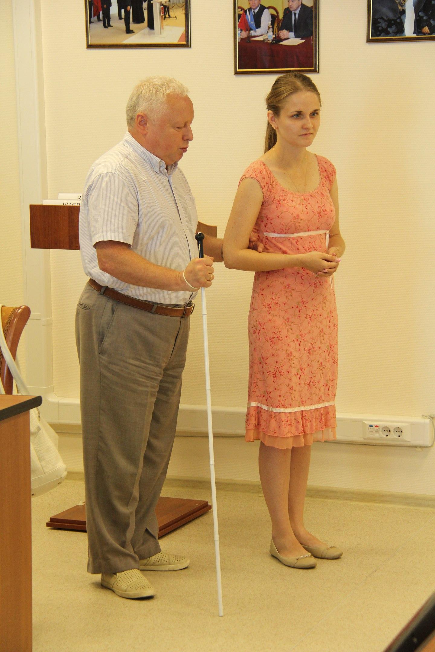 29 июня 2016 года по приглашению ЦИК Московской области специалисты Института «Реакомп» организовали и провели обучающий семинар «Взаимодействие волонтеров с избирателями – инвалидами различных нозологий»