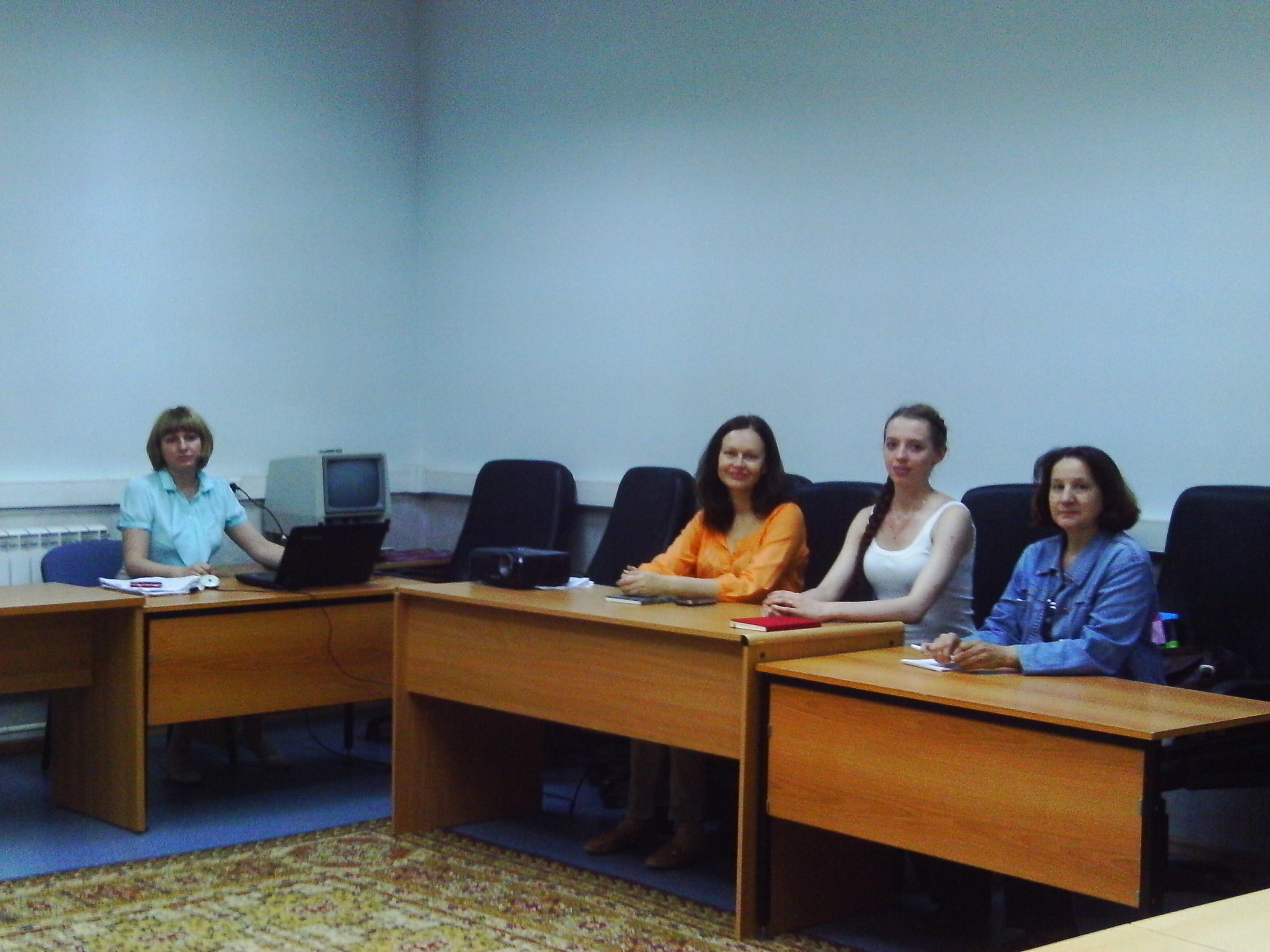 Обучение второй группы профессиональных тифлокомментаторов.