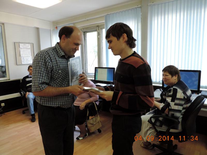 Завершилось обучение первого выпуска по курсу подготовки тьюторов.