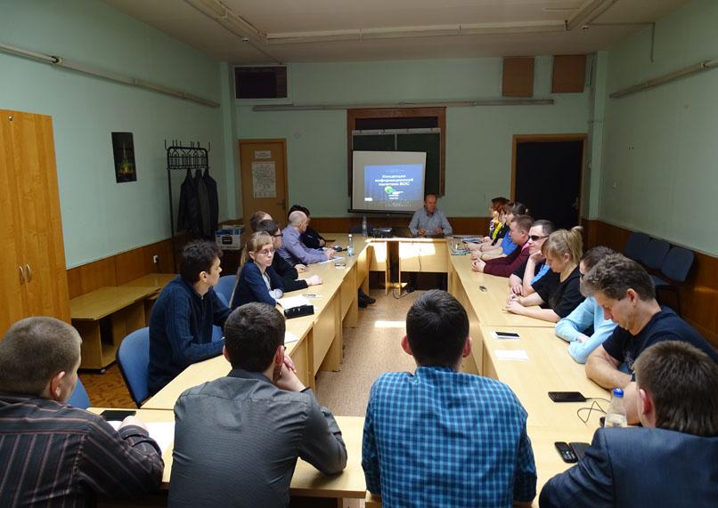Завершилось обучение по программе «Менеджмент в социальной сфере» I этап.