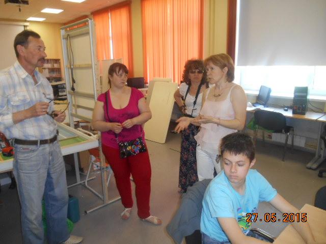 Завершилось обучение по программе повышения квалификации «Инспектор по доступной среде»
