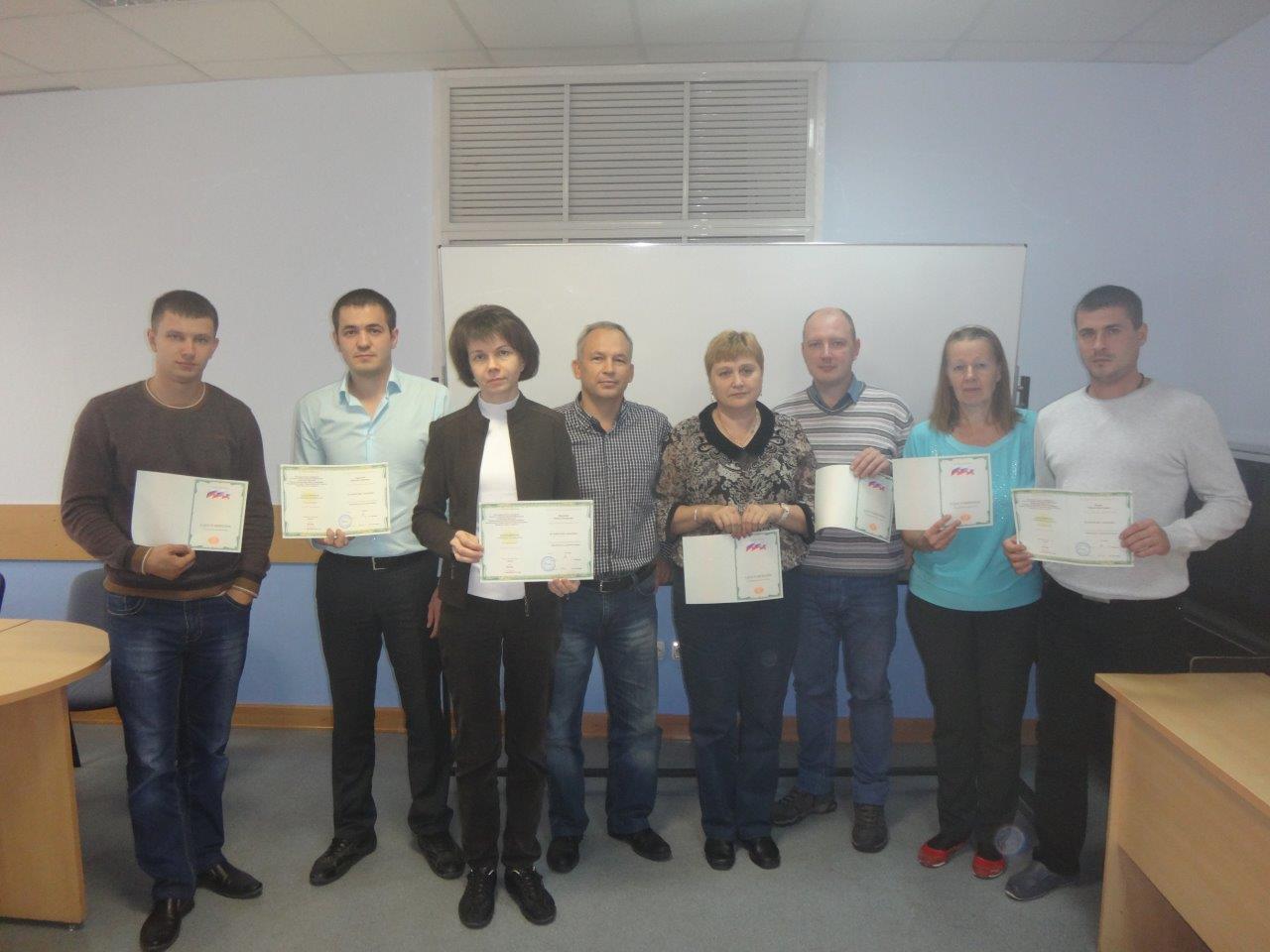 Завершилось обучение по программе повышения квалификации «Специалист по доступной среде»