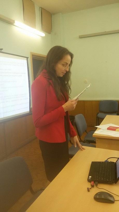 Завершилось обучение по программе «Проектный менеджмент» I этап для инвалидов по зрению