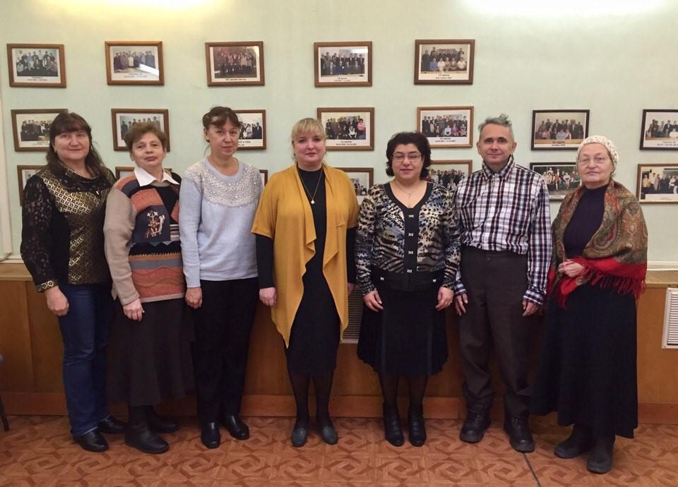 Завершилось обучение по программе «Социальная реабилитация» для председателей и секретарей МО ВОС г. Москвы и Московской области