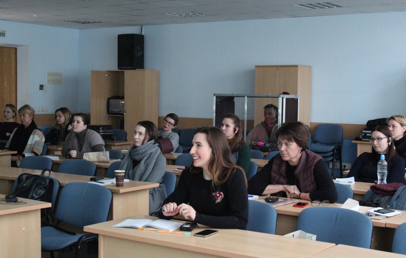 Завершилось обучение профессиональных тифлокомментаторов в рамках проекта «Доступное тифлокомментирование столице»